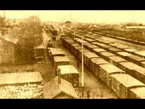 Город железнодорожный история
