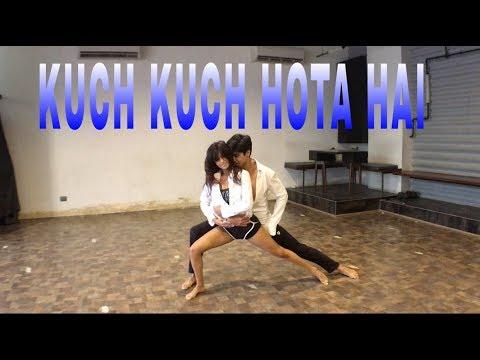 SHAH RUKH KHAN | KUCH KUCH HOTA HAI | DANCE COVER | ROHAN PHERWANI | SIDDHARTH SLATHIA | UNPLUGGED
