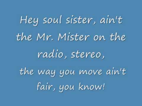 Train - Hey, Soul Sister (Official Music Video) - YouTube