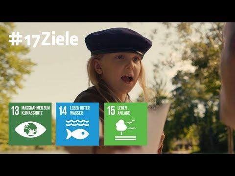 Agenda 2030: Auf unser Handeln kommt's an!