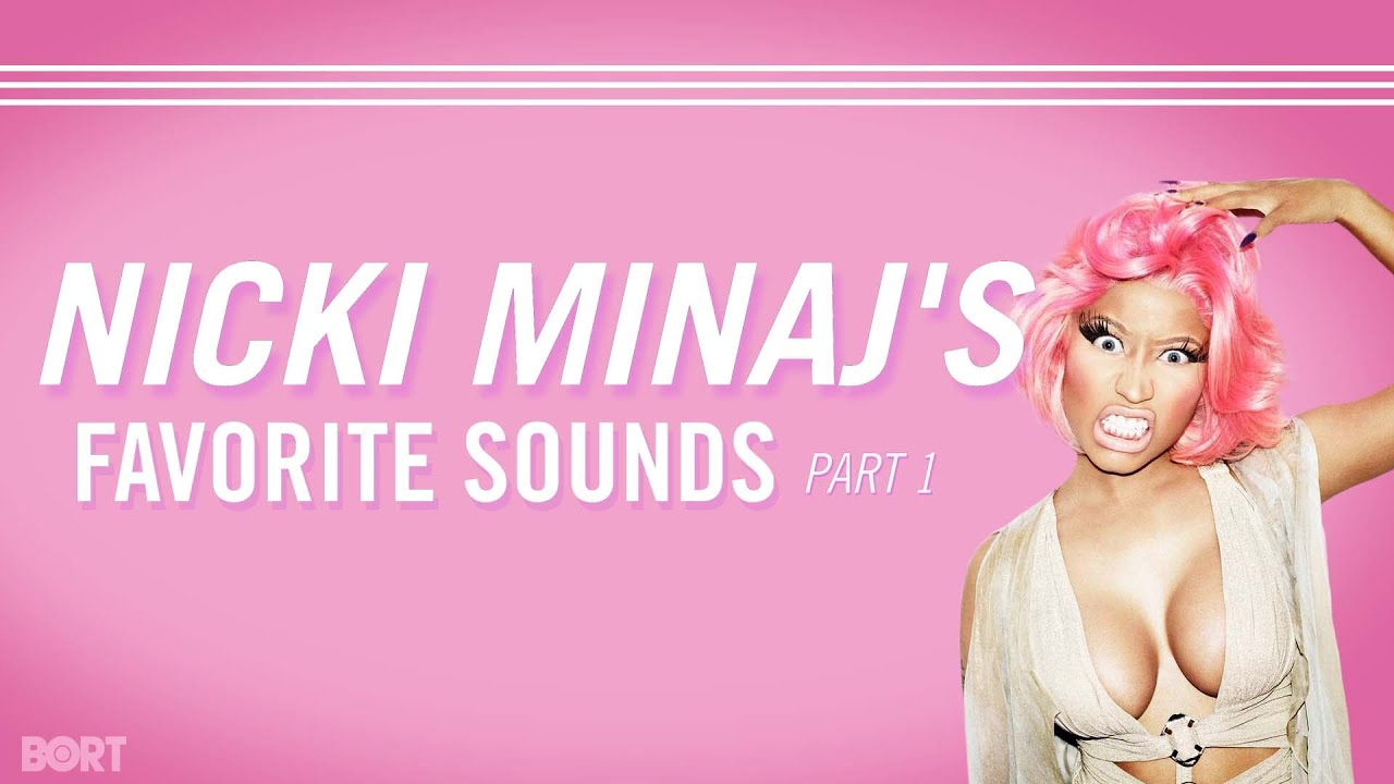 Every Non-Word Sound, Noise And Grunt Nicki Minaj Has Ever