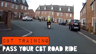 Lesson - CBT Training - Element E - Road Ride - Graham - Instructor