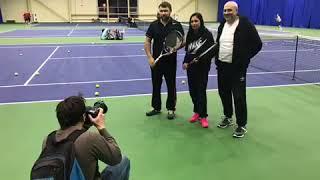 Тренер по теннису - Минск | Обучение Теннису | Теннисный клуб Фокс Теннис