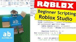 come Script su Roblox per principianti - Roblox Studio Panoramica - episodio 1 - Roblox script basi