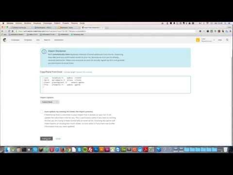 Guida All'uso Di MailChimp - Creazione Lista, Importazione Contatti E Segmenti