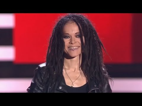 Best Rock & Metal Blind Auditions In THE VOICE [Part 2]