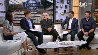 JWC feat. w/ Les Murray | FOX Sports Shootout
