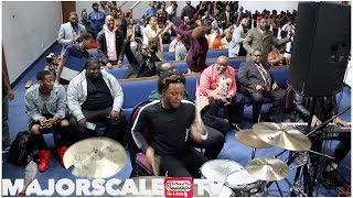 Lacy Comer - Praise Break At - Kennerly Temple COGIC Church 2019
