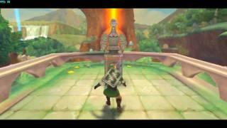 Zelda: Skyward Sword (HD) - Motion Plus emulated on Dolphin