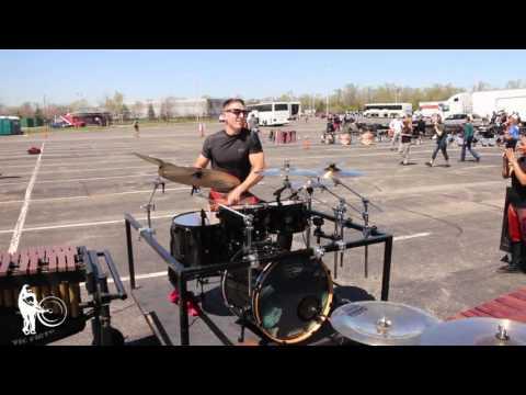 Broken City in the Lot | WGI 2016 Finals | Steve Weiss Music