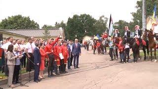 Чемпионат России и Мира по конноспортивной джигитовке (Лыткарино, 2017)