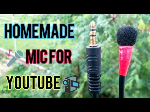 Make Best Recording Microphone at Home Only Rs. 40/- ✔ | Being Technical Bro