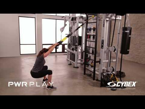 Cybex PWR PLAY - Squat