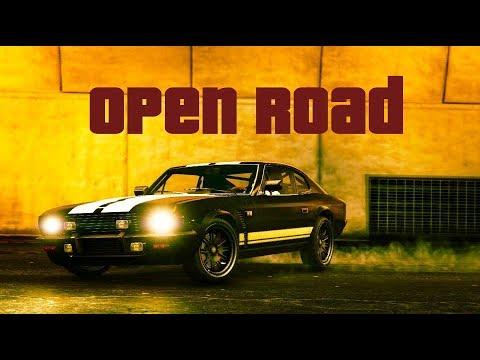 GTA V Online: Open Road (#Smugglers)