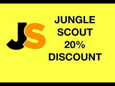 jungle scout discount