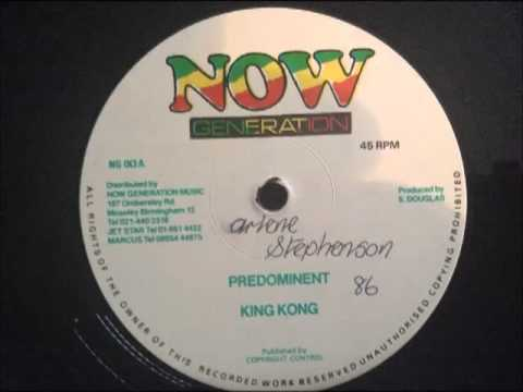 King Kong - Predominent