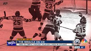 Mark Wells: Legendary 1980 Olympic Hockey player moves to Stuart, recalls historic game