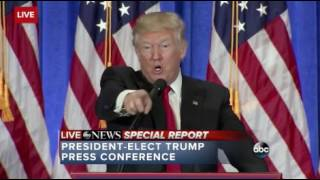 Trump To CNN You Are Fake News