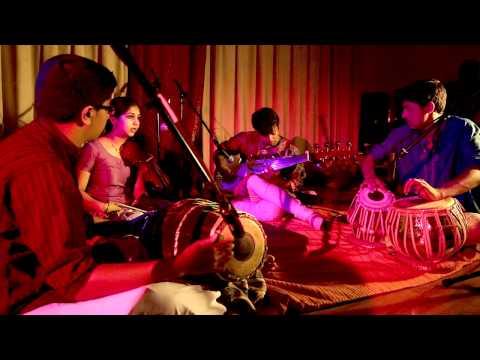 Violin-Sarod Mashup : Flavors of Abheri...