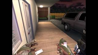 SWAT 4 [Custom map] - APOLLO MOTEL