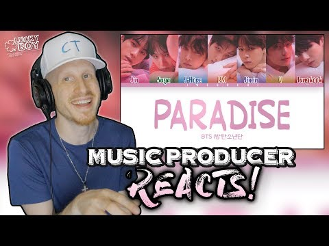 Music Producer Reacts To BTS - Paradise