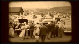 Hier à Aujourd`hui ( Visite de la Beauce 1953)