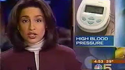 NBC Chicago Reports on the 1st Non Drug Treatment for Hypertension