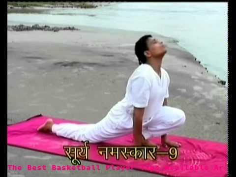 baba ramdev  yoga exercise  surya namaskar sun