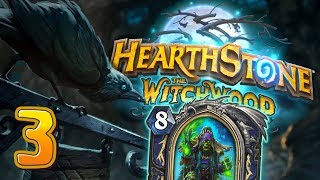 a new hero card and the only one of the set the witchwood review 3 hearthstone expansion