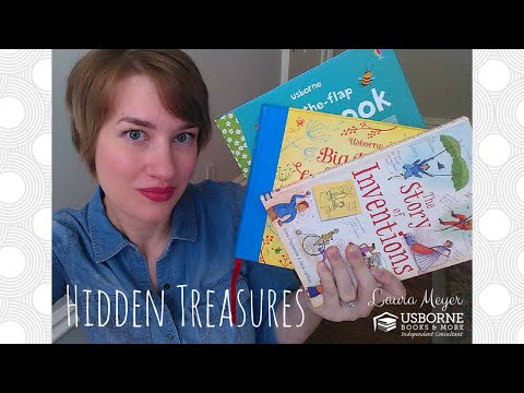 Hidden Treasures Among Usborne Books More
