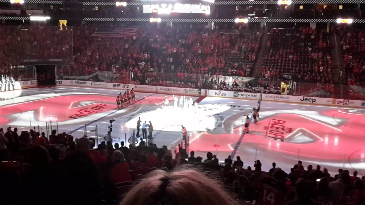 new style 72eb0 06fc3 New Jersey Devils 2016-17 Season Home Opening Show and Game against Anaheim  Ducks 10.18.2016 2-1