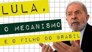 Baixar LULA, O MECANISMO E O FILHO DO BRASIL #meteoro.doc