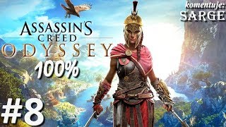 Zagrajmy w Assassin's Creed Odyssey [PS4 Pro] odc. 8 - Nowa rola Kasandry