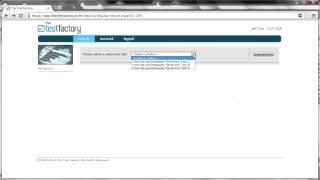 Interchange/Passages Online Placement Test - Grade Retrieval