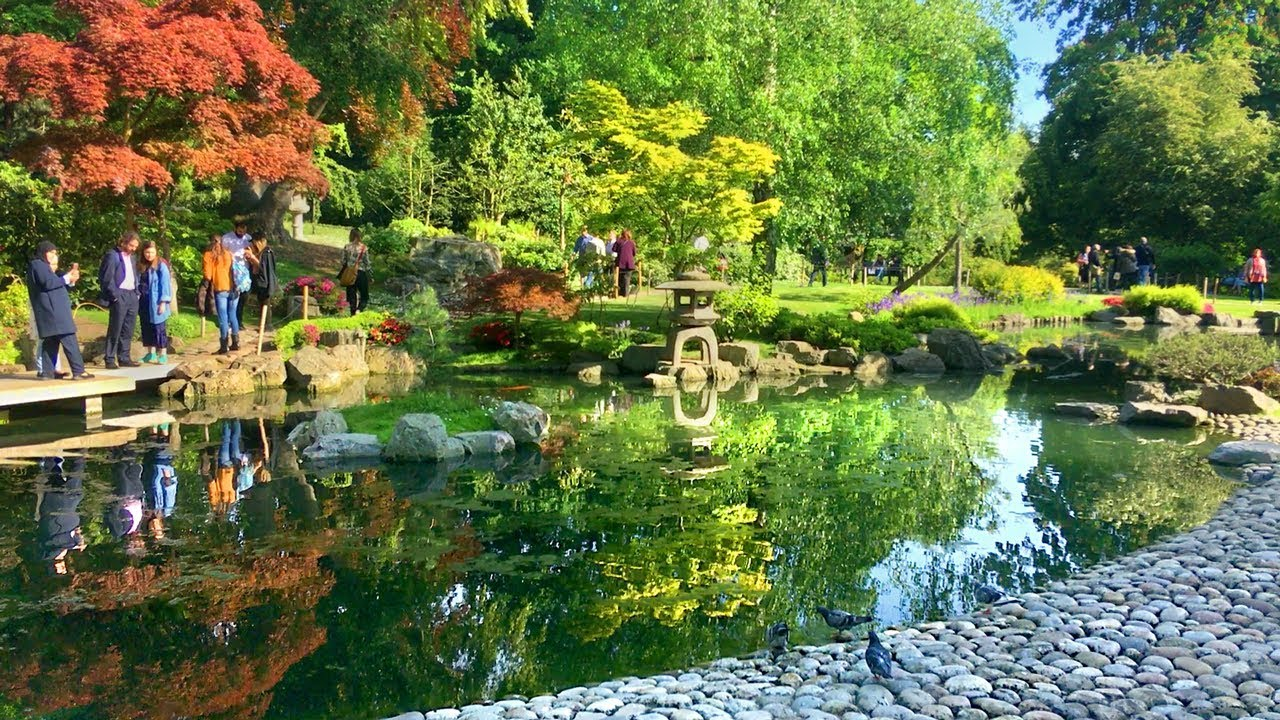 Garden Walk London: Holland Park Incl. Beautiful Kyoto Garden