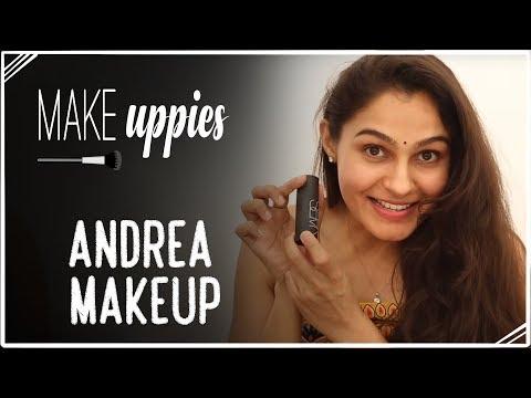 Andrea's MakeUp Bag   Make-Uppies