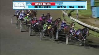 WAGGA - 19/07/2016 - Race 4 - DUKE OF KENT HOTEL PACE