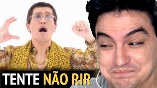 DESAFIO TENTE NÃO RIR - PASSINHO DO PÁSSARINHO!