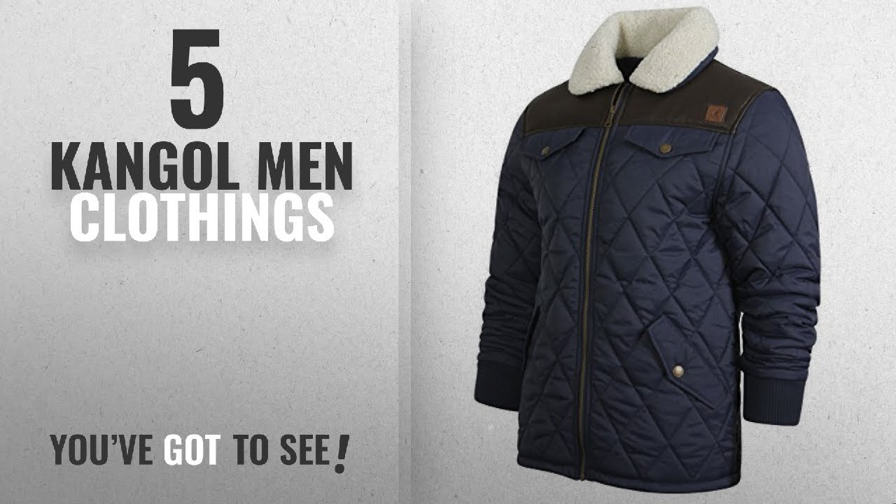 65c36bf6 Top 10 Kangol Men Clothings [ Winter 2018 ]: KANGOL Ranger Mens ...
