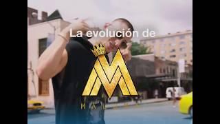 La evolución de Maluma