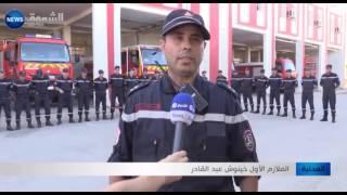 برج بوعريريج: رجال الحماية المدنية.. صورة أخرى للعمل الإنساني أيام عيد الفطر