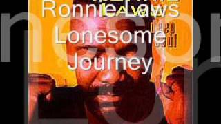 Ronnie Laws Lonesome Journey