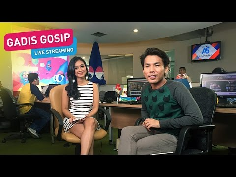 Gadis Gosip with Robbie Abbas Live Streaming - Episode 25