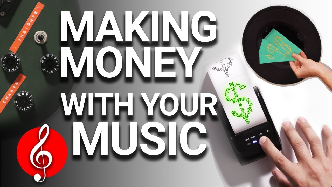 Make Money With Your Music On Youtube Youtube