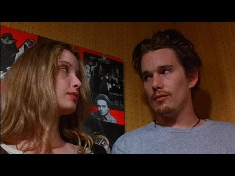 Before sunrise: This mess we're in.