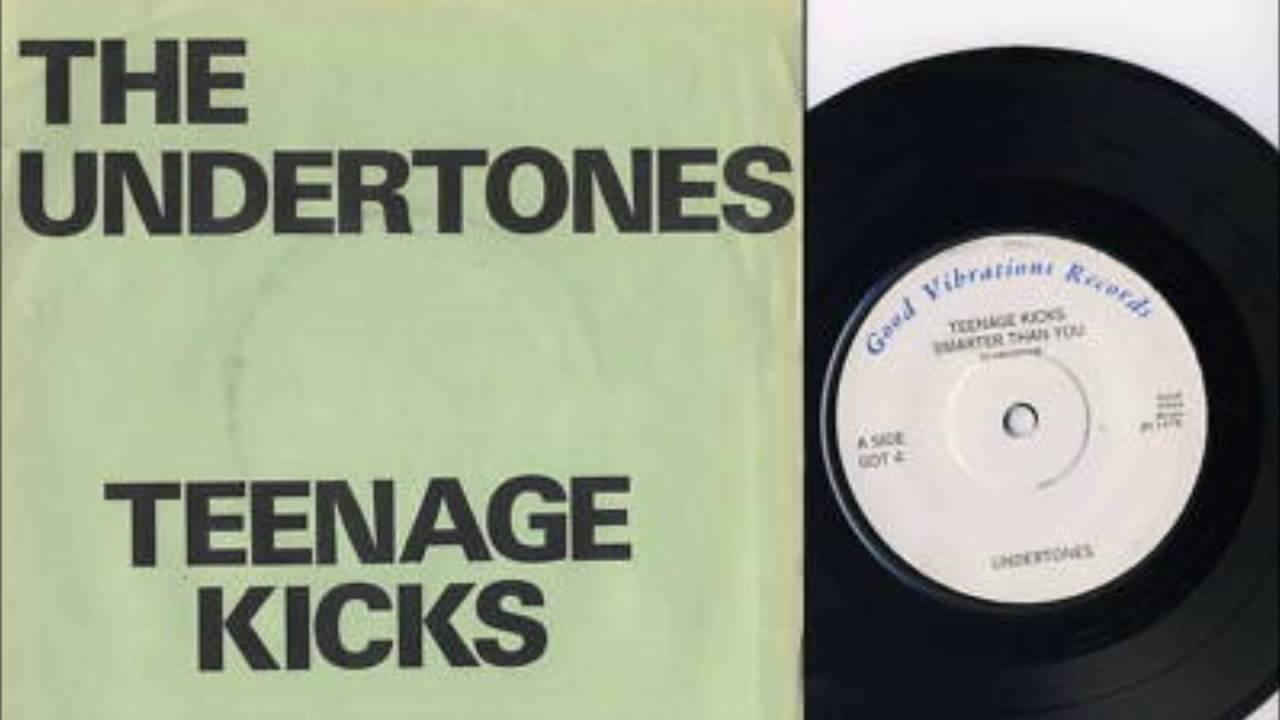 Teenage kicks guitar