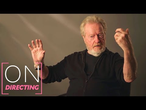 Ridley Scott on the Biggest Challenge of his Career   On Directing