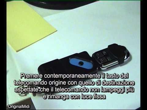Nuovo Telecomando Universale 4 Canali Per Cancelli Porte 433 Mhz