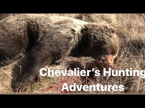 Joe's Solo Kodiak Brown Bear Hunt