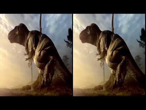 Google Cardboard Video  - Best Virtual Reality Dinosaur